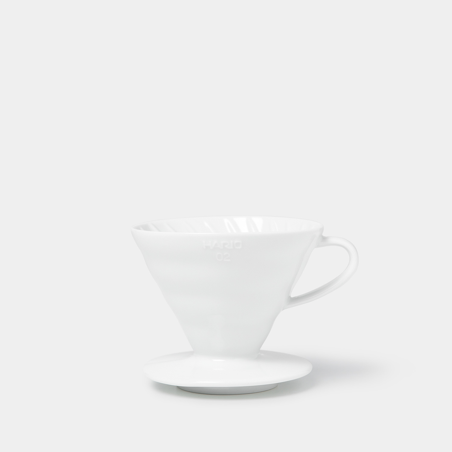 Hario V60 02 coffee dripper